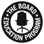 The Board Education Program logo